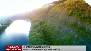 24 факти про Україну. В Україні є своя пустеля, вулкан і каньйон