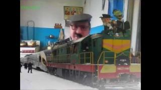 Fast goes our train