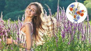 """""""Сині фіалки"""" - Гарна та позитивна українська пісня!"""