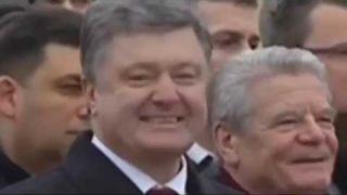ПЕСНЯ ШОКОЛАДНА ДУПА О ПОРОШЕНКО на программе Саакашвили - YouTube