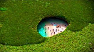 5 САМЫХ уникальных пляжей в мире